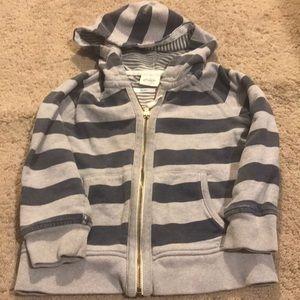 5 for $15- Mini Boden sweatshirt size 4-5 y